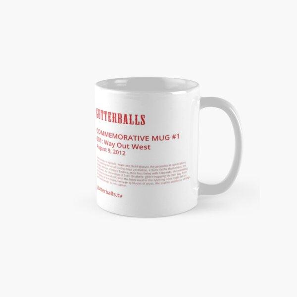 Gutterballs Commmemorative Mug #001 Classic Mug