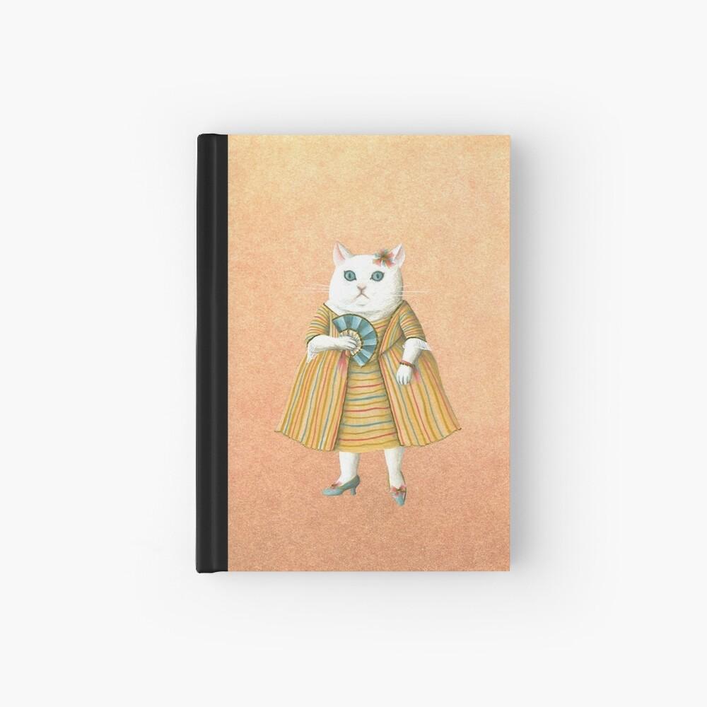 Mademoiselle Hardcover Journal
