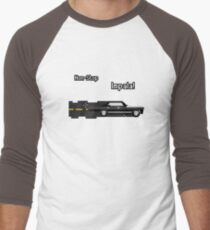 Nyan Impala Men's Baseball ¾ T-Shirt