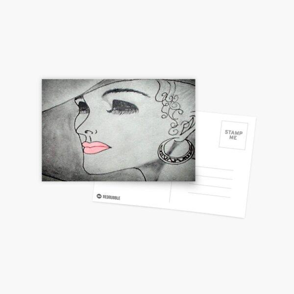 Madame ©  Postcard
