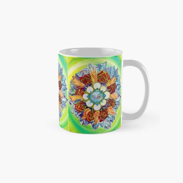 Crystal Mandala  Classic Mug