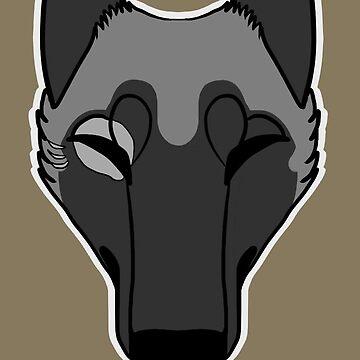 TIEWOLF - Logo by tiewolf