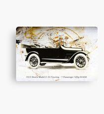 1915 Buick Canvas Print