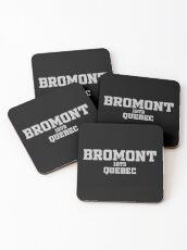 Bromont Quebec Coasters