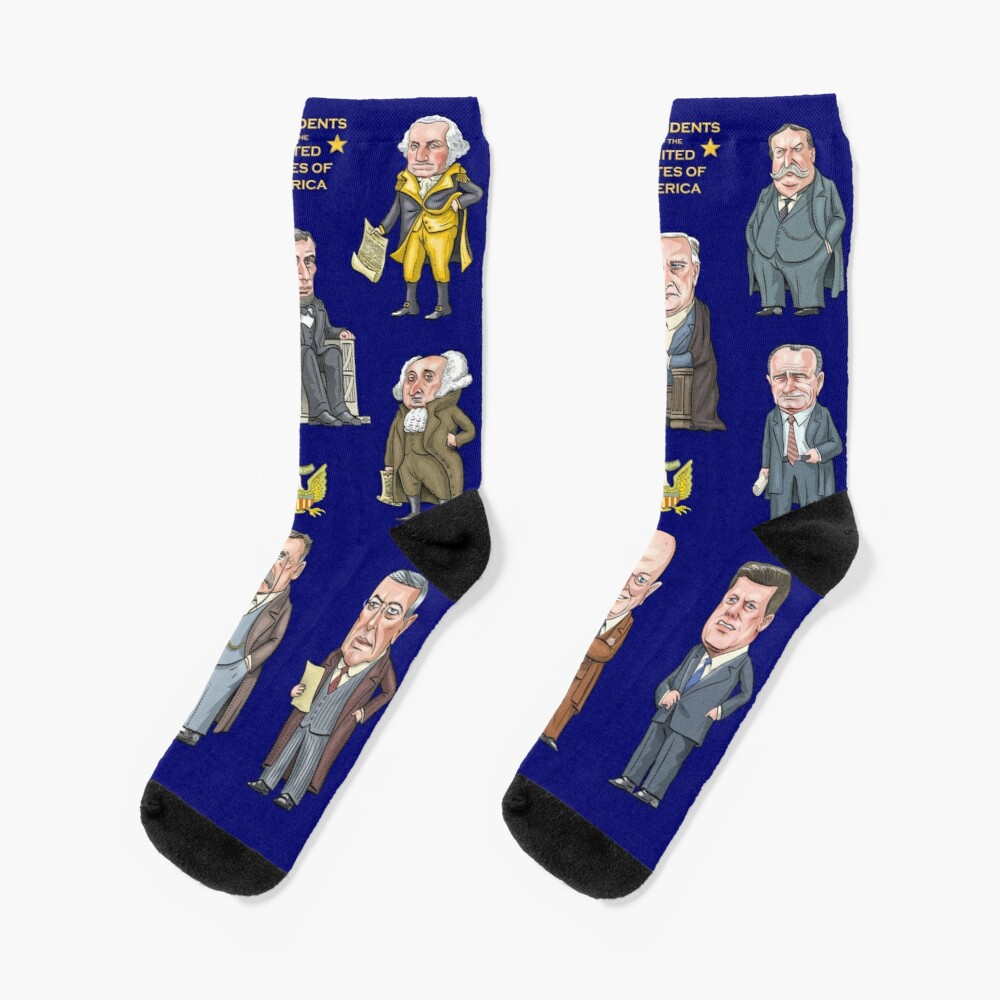 Presidents of the United States #1 Socks
