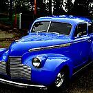 """1940 Chevrolet"" by Lynn Bawden"