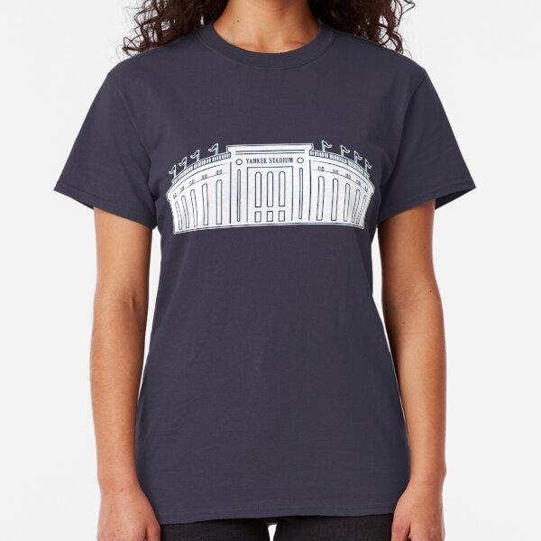 New York Yankees Stadium Art Classic T-Shirt