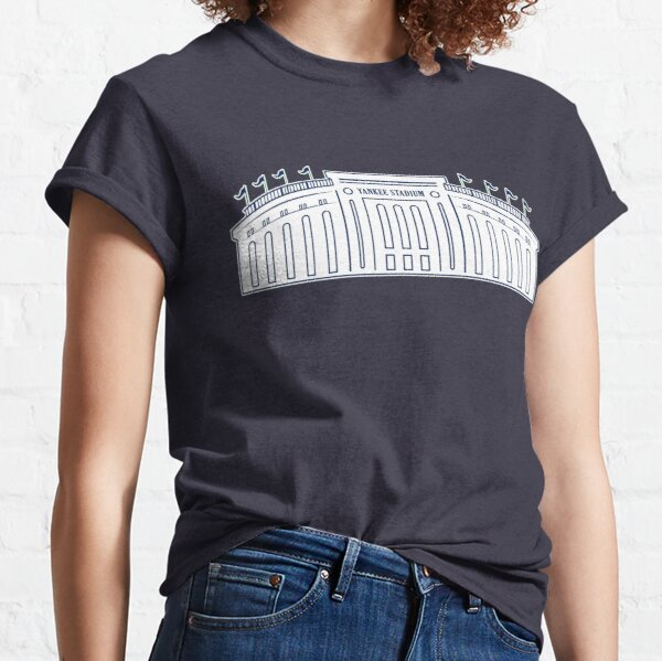 New York Yankees Stadium Art Classic T-Shirt