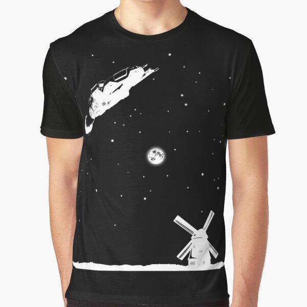 Rocinante2 Graphic T-Shirt