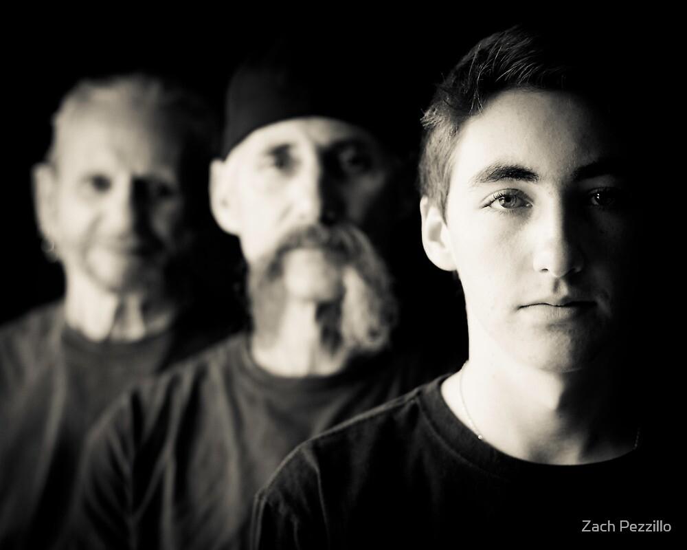 Three Generations by Zach Pezzillo