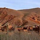 Dadès Valley by ikor