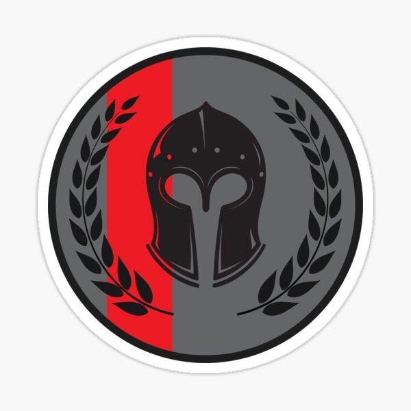 CSA HEMA Round Logo Sticker