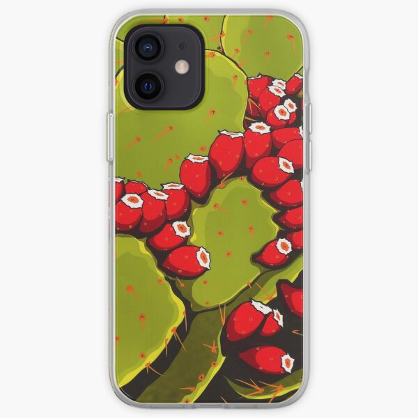 Tuna  de Nopalitos iPhone Soft Case