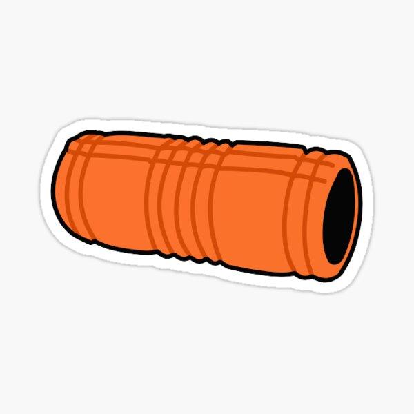 Foam Roller Sticker