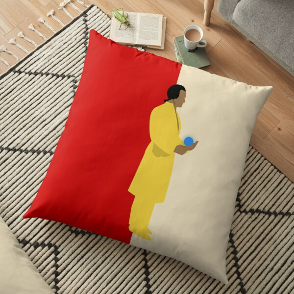 Space Seed Floor Pillow