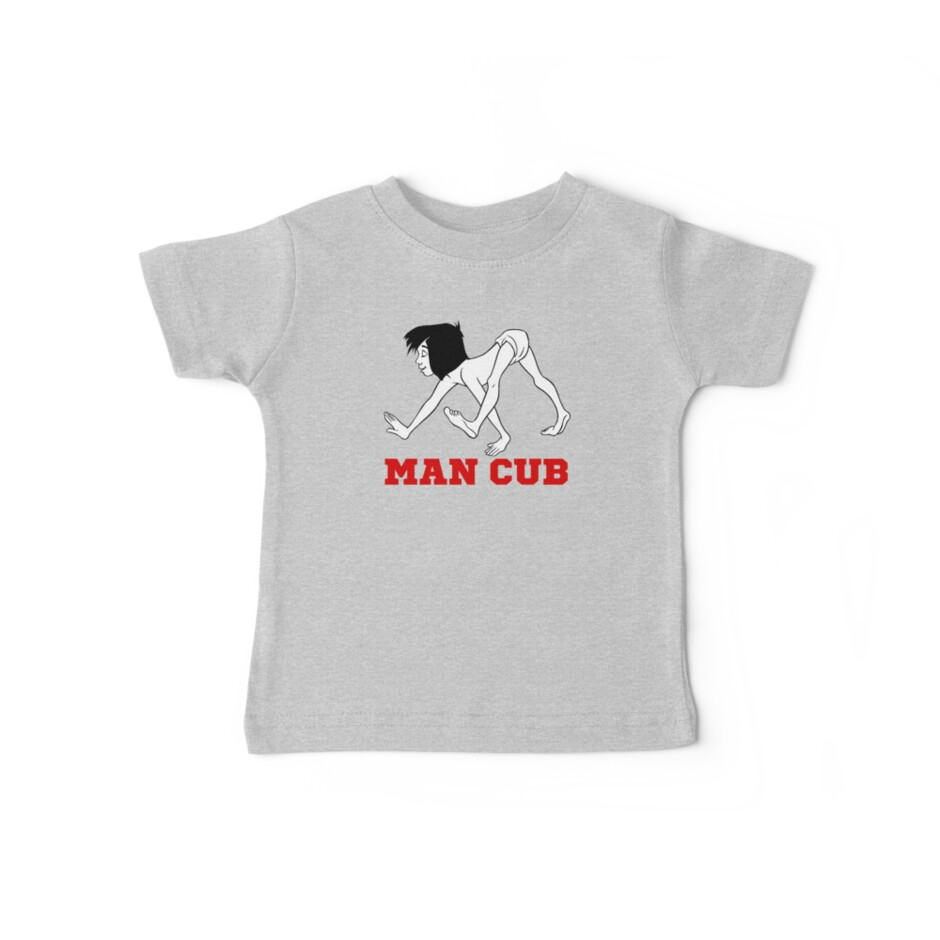Mowgli - Man Cub by ShoeboxMemories