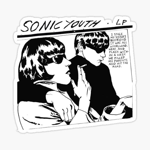 Goo - Sonic Youth Sticker