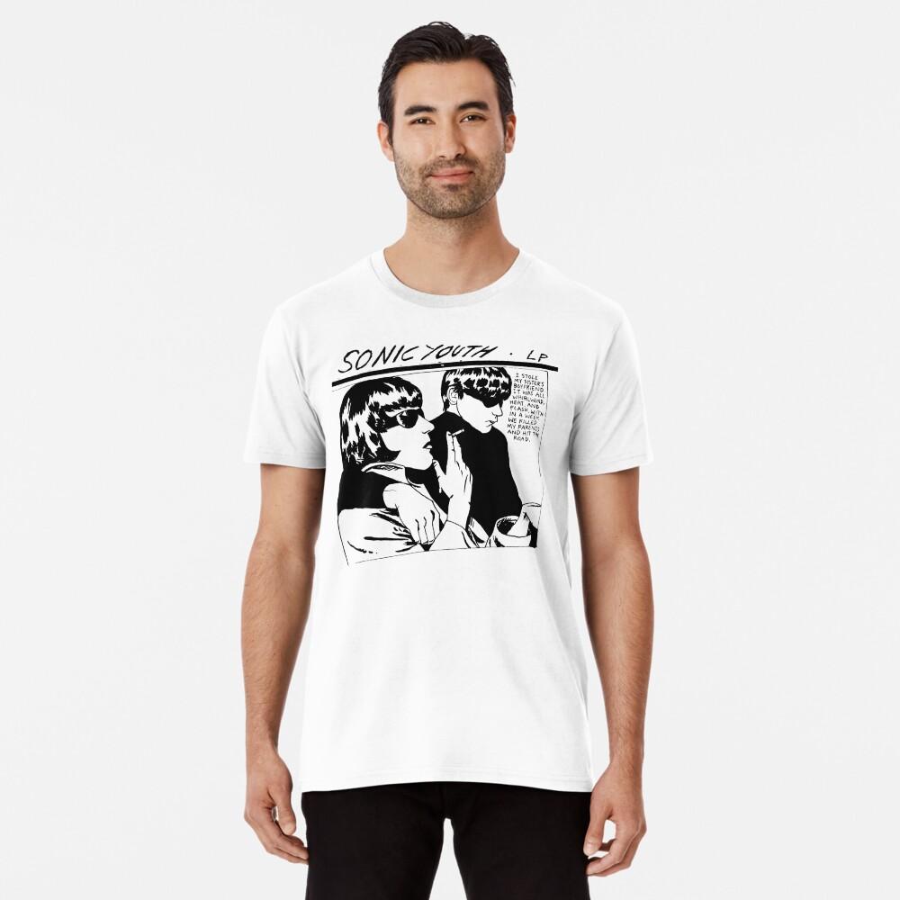 Goo - Sonic Youth Premium T-Shirt