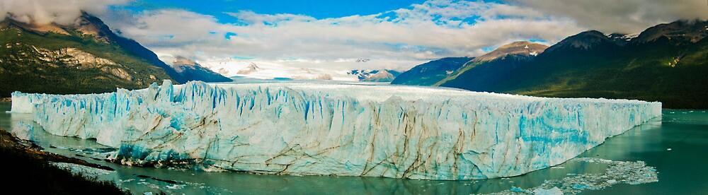 Perito Moreno Glacier by traman9