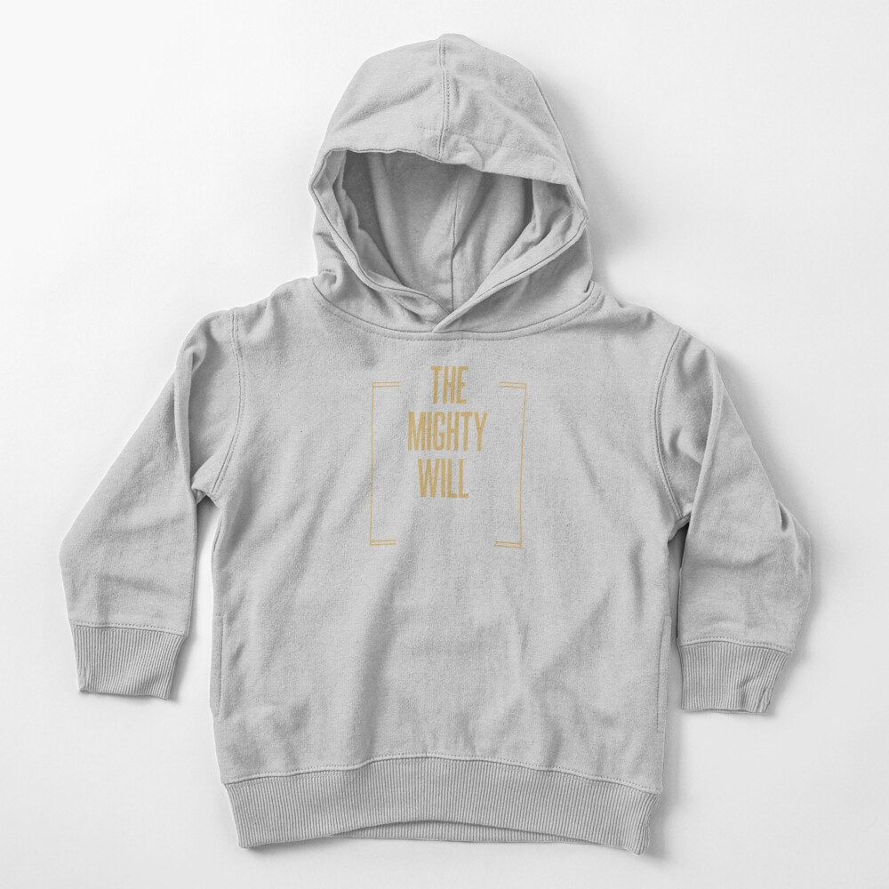 The mighty will fall   |   BILLIONS TM & © 2019 Showtime Toddler Pullover Hoodie