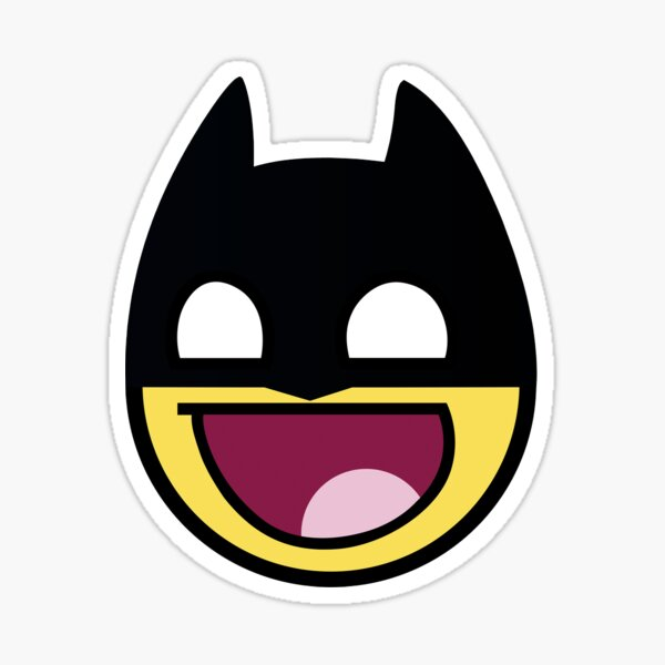 Emoji de super héros Sticker