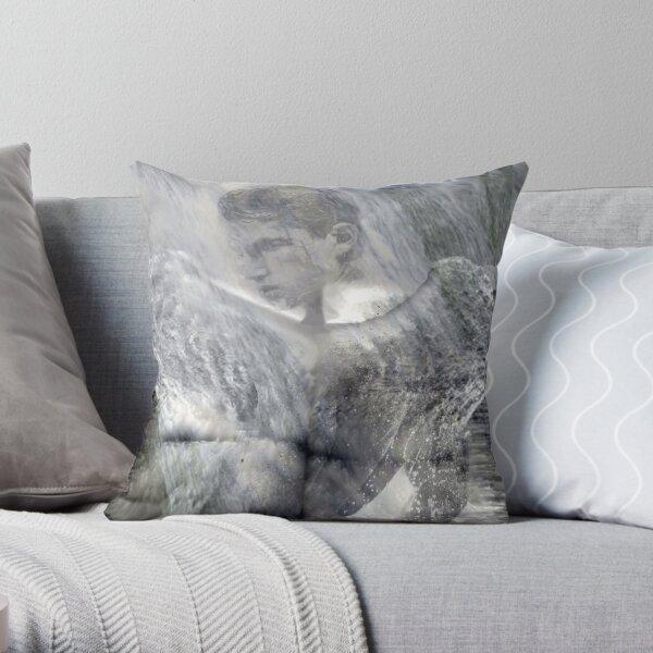 Water Angel Excerpt 105 Throw Pillow