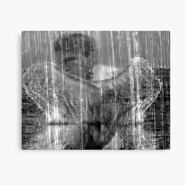 Water Angel Excerpt 106 Canvas Print