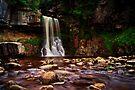 Ingleton Waterfall by Andy Beattie