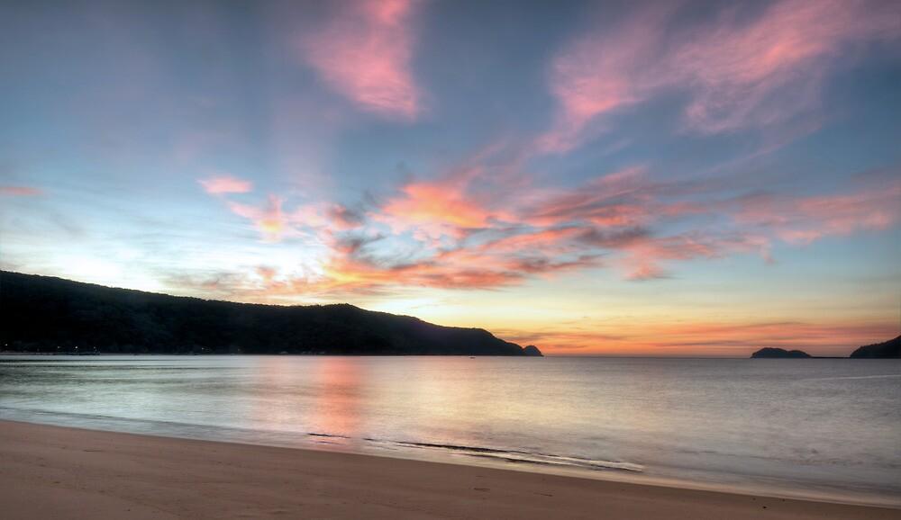 Patonga Dawn I by Jason Ruth