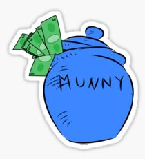Munny Sticker