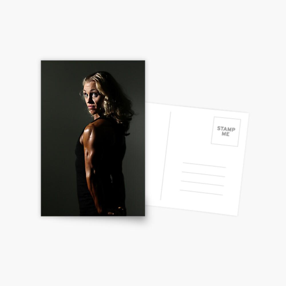 Christy 2 Postcard