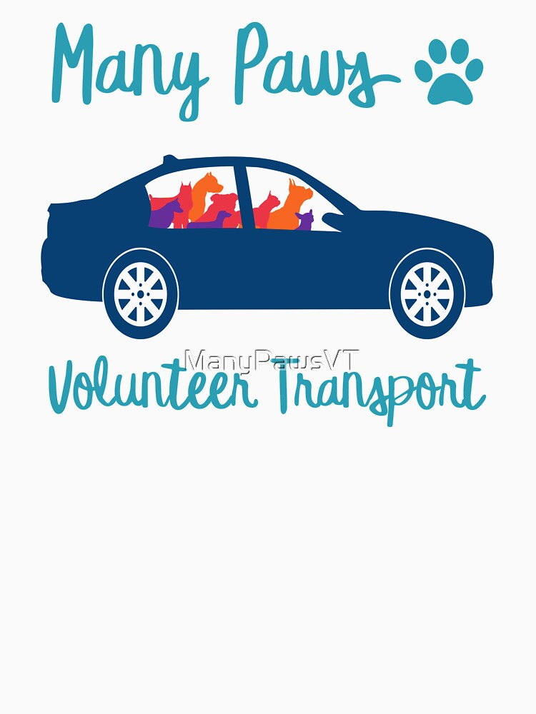 Many Paws Volunteer Transport - Rescue Transport Group by ManyPawsVT