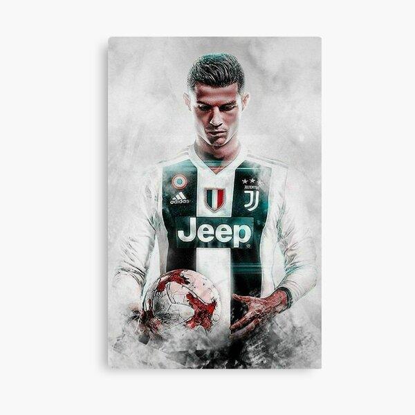 Christiano Ronaldo | Cristiano Ronaldo Juventus Impression sur toile