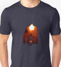 burn fire burn Unisex T-Shirt