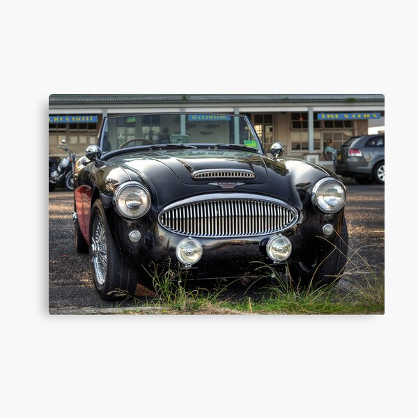 Austin Healey 3000 MkII Canvas Print