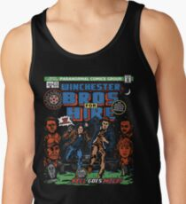 Winchester Bros For Hire Tank Top