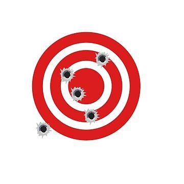 Shooting Range - H1Z1 by KingRedbad