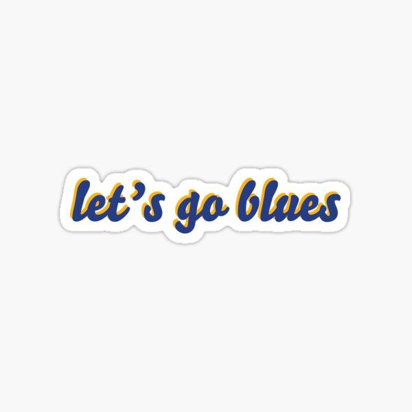 St. Louis Blues Sticker