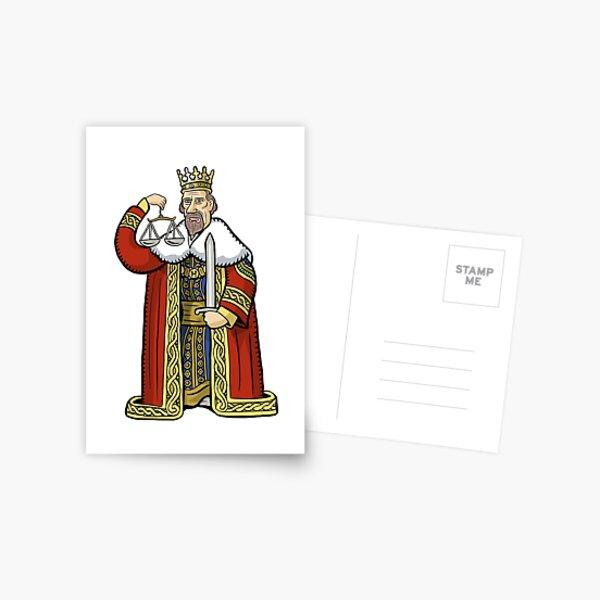 King Henry II Postcard