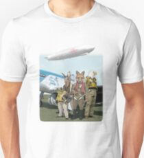 SKYFOX (The Starfox Prequel). Unisex T-Shirt