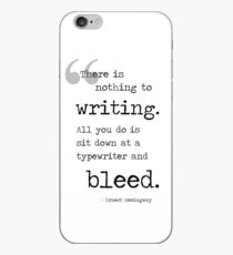 Bleed iPhone Case