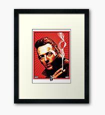 FH04 - Joe Strummer Framed Print