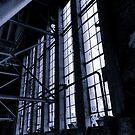 Abandoned Factory - Interior by Colin  Ewington