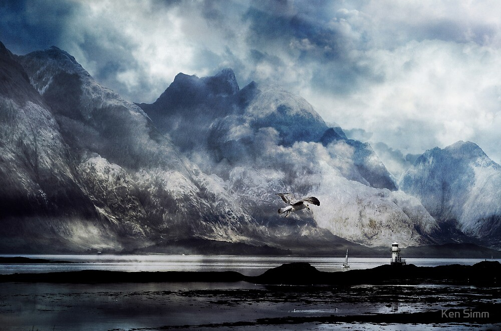 A 19th Century Tour of the Highlands by Kenart