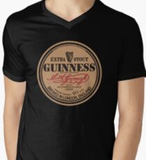 Old Style Guinness Logo - David Gilmour Men's V-Neck T-Shirt