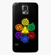 Legend of Zelda - Ocarina of Time - The 6 Sages Case/Skin for Samsung Galaxy