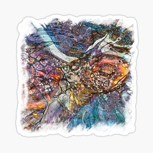 The Atlas Of Dreams - Color Plate 150 Sticker