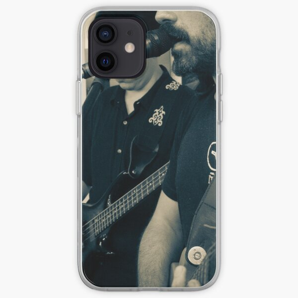 rock band iPhone Soft Case