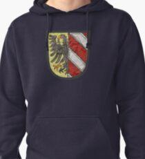 NUE Wappen  Pullover Hoodie