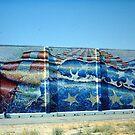 Bicentennial Flag by Judy Wanamaker